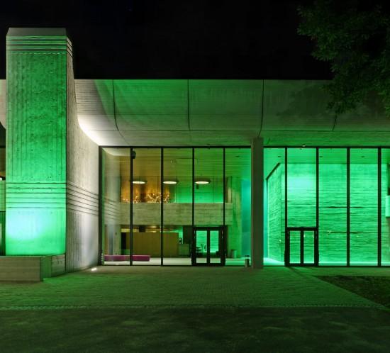 Architekturfoto-Kongresszentrum