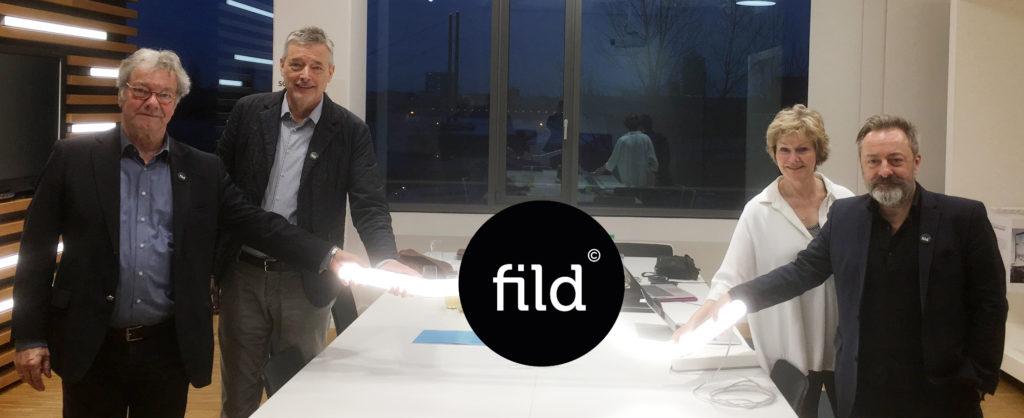 FILD - Vorstandssitzung im Rahmen der Euroshop in Düsseldorf